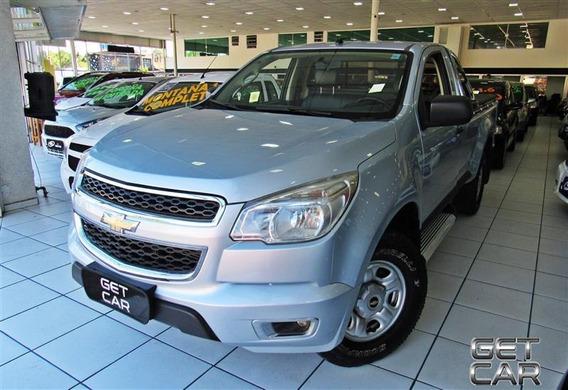 Chevrolet S10 2.8 Ls 4x4 Cs 16v Turbo Diesel 2p Manual 2012/
