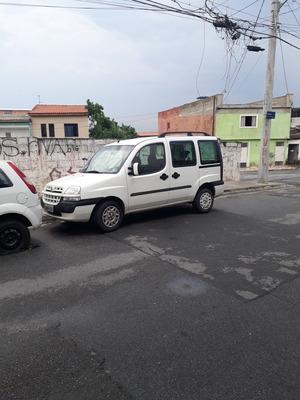 Fiat Doblo 1.8 Elx Flex 5p 2007