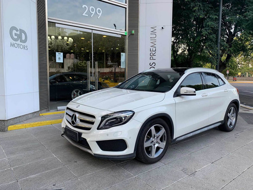 Gd Motors Mercedes-benz Clase Gla 250 Amg-line 211cv