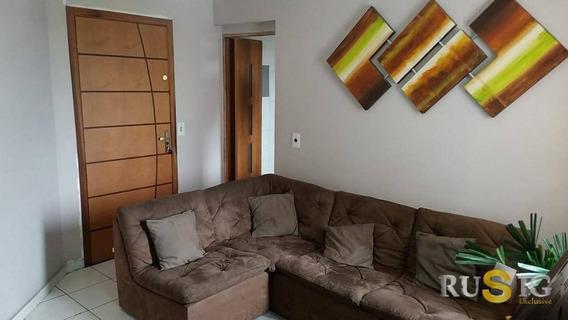 Apartamento Com 2 Dormitórios À Venda Por R$ 206.700,00 - Jardim São Pedro - São Paulo/sp - Ap0750