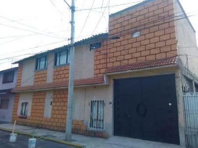 Departamento En Renta En La Colonia El Triunfo Cerca De La Viga Y Eje 6