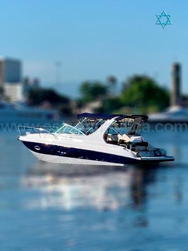 Lancha Triton 27,5 Barco Iate N Azimut Fishing Cimitarra