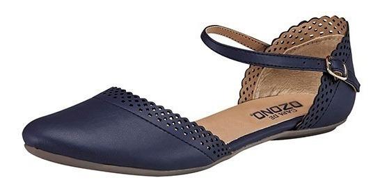 Zapato Casual Mujer Cdo Pv19 180491-2 Envio Gratis!!