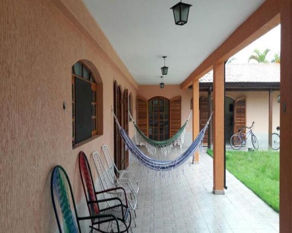 Casa Em Boracéia, Bertioga/sp De 160m² 2 Quartos À Venda Por R$ 480.000,00 - Ca336001