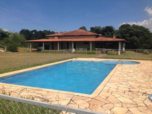 Chácara Residencial À Venda, Ponte Alta, Atibaia. - Ch0009
