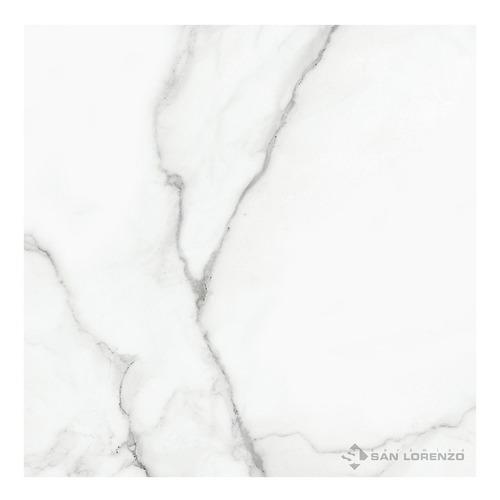 Imagen 1 de 7 de Revestimiento 1°cal 33x45,3 Gioia Bco Ceramica San Lorenzo