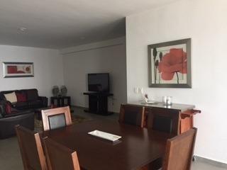 Departamento De Lujo Amueblado En Renta, Torre Altamar Coatzacoalcos, Ver.