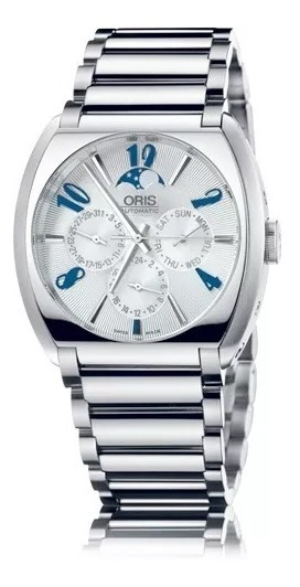 Relógio Oris Frank Sinatra Autêntico Com Nota Fiscal Da Loja