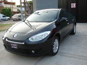 Renault Fluence 2.0 Ph2 Luxe Pack 143cv Año 2014 43000 Kms