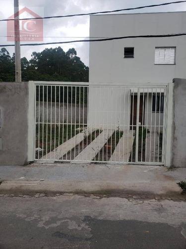 Casa Com 2 Dormitórios À Venda, 45 M² Por R$ 190.000,00 - Vila São Roque - Cotia/sp - Ca1098