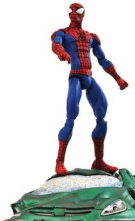 Figura De Acción De Diamond Select Marvel Spider-man