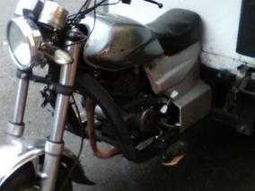 Moto Carga Modelo 2011