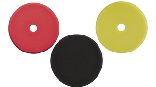 Kit Esponjas Para Pulidora Doble Accion Sonax