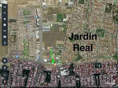 Terreno En Renta Zona Real Zapopan