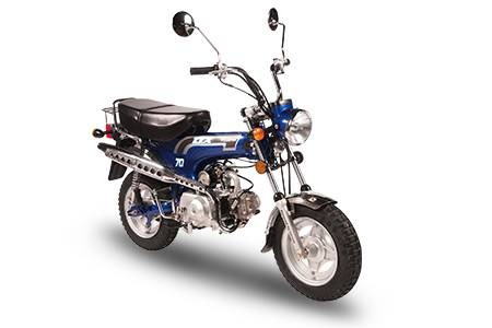 Corven Dx 70 - Dax No -lidermoto