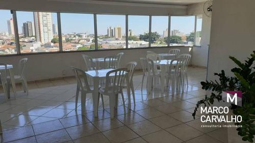 Apartamento Com 1 Dormitório À Venda, 40 M² Por R$ 190.000,00 - Fragata - Marília/sp - Ap0352
