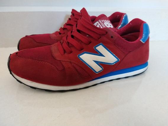 Tenis New Balance 373 Vermelho - Tamanho 40