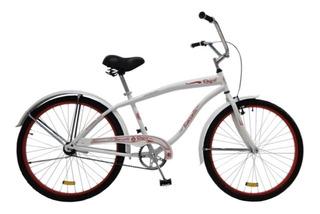 Bicicleta Varon Rod 26 Tomaselli Playera Royal Premium Ctas