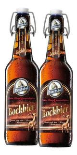 Cerveza Importada Mönchshof Bockbier - Swing Top X 500 Ml