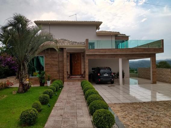 Sobrado Com 4 Dormitórios À Venda, 450 M² Por R$ 2.000.000,00 - Monterey Ville - Mogi Das Cruzes/sp - So0338