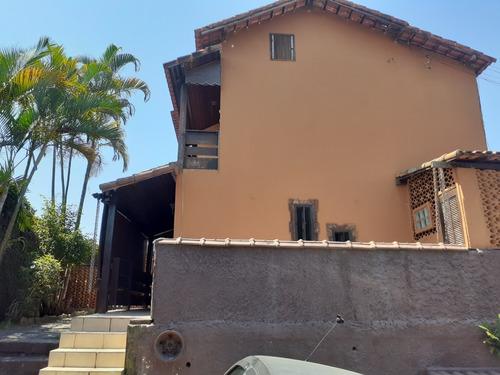 Casa Em Condomínio Fechado Com Vaga, 03 Quartos, Colonial
