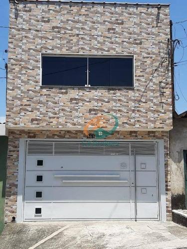 Imagem 1 de 20 de Casa Com 3 Dormitórios À Venda, 125 M² Por R$ 320.000,00 - Jardim Jacy - Guarulhos/sp - Ca0141
