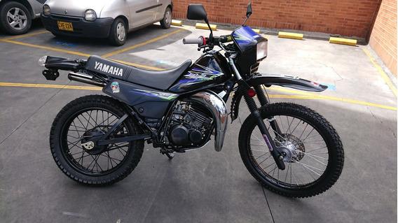 Moto Yamaha Dt 175 Dt 175 Yamaha Moto