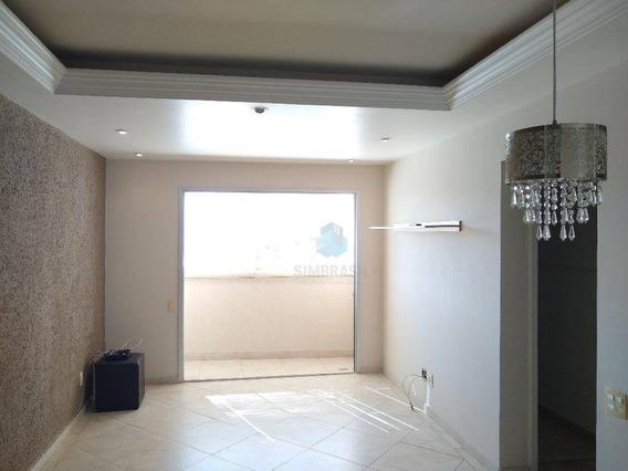 Apartamento Amplo 66m² Com 2 Dormitórios 1 Suíte Por R$ 400.000 - Cambuí - Campinas/sp - Ap1386
