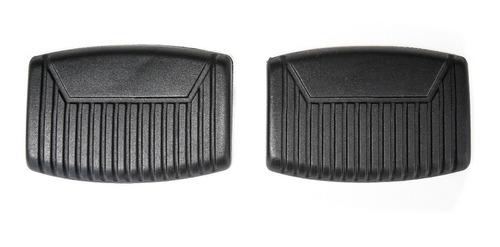 Imagem 1 de 5 de Jogo Capa Pedal Freio Embreagem Ford F1000 F4000 F250 F350