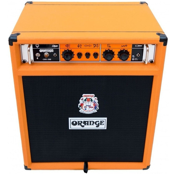 Equipo Para Bajo Orange Ob1-300 Combo Amp De Bajo Rebajado !
