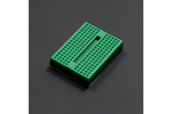 Protoboard Fit0008 Mini Bread Board Self Adhesive Green