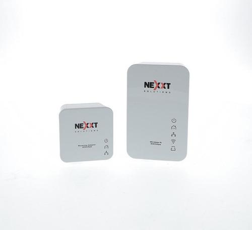 Powerline Wireless 300mbps Sparx201-w Nexxt Connectivity Bla