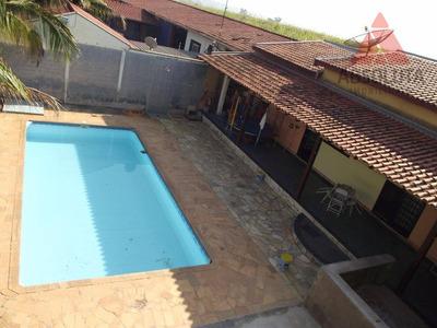 Chácara Residencial À Venda, Jardim Canaã, Limeira. - Ch0025