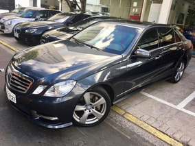 Mercedes-benz E 350 3.5 Cgi Executive V6 Blindada