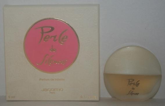 Miniatura De Perfume: Jacomo - Perle De Silences - 5 Ml