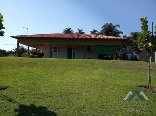 Chácara Com 2 Dormitórios À Venda, 5250 M² Por R$ 425.000,00 - Distrito Maravilha - Londrina/pr - Ch0090