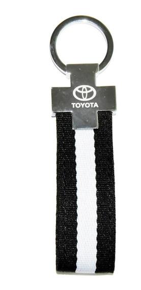 Chaveiro Toyota Etios Yaris Corolla Hilux Sw4 Rav4 Acessório