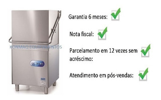 Maquina De Lavar Louça Metvisa B50
