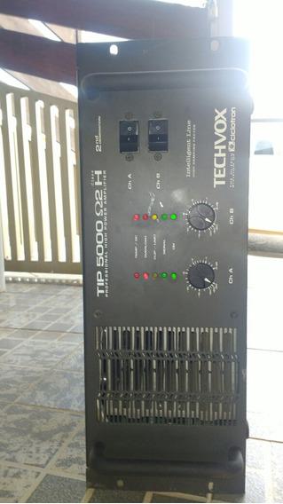 Vende Ou Troca Amplificador Potência Tip 5000