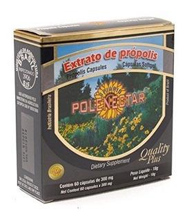 Extracto De Propolis Caja De 60 Capsulas