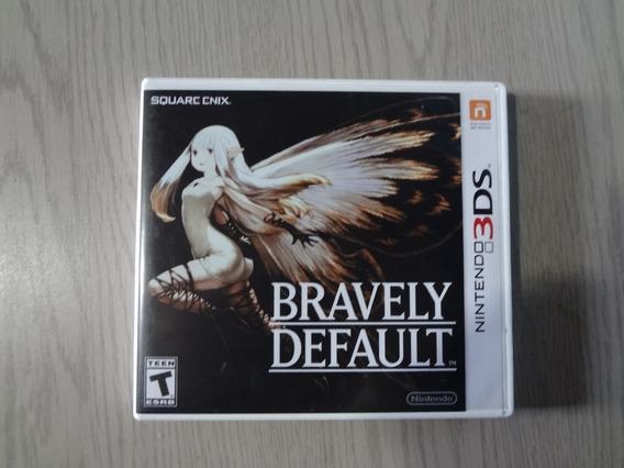 Bravely Default 3ds Frete Grátis Carta Registrada