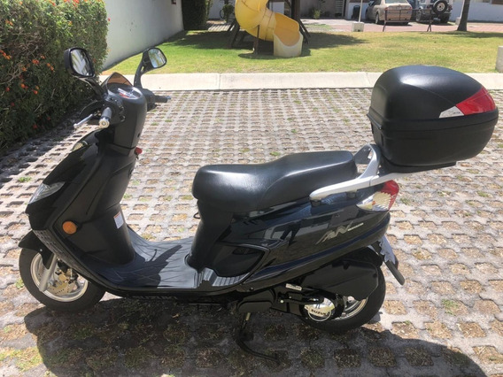 Suzuki An 125 2019