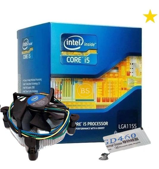Processador Intel Core I5 3470 Max 3.6ghz + Cooler Lga 1155