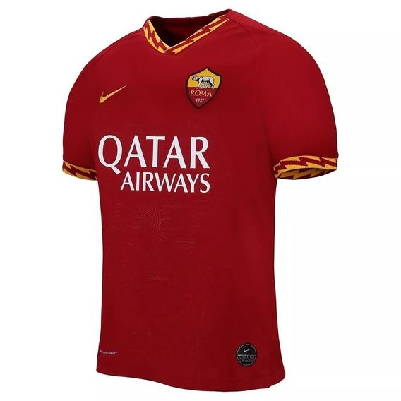 Camisa Roma Uniforme 1 19/20 Frete Grátis