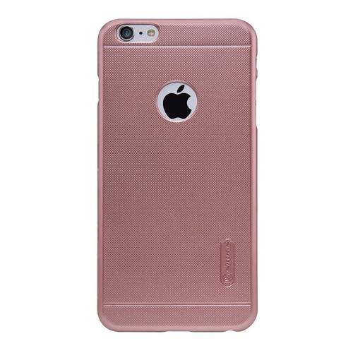 Imagen 1 de 6 de Carcasa Protector Nillkin Frosted Shield iPhone 6/6s, Rosado