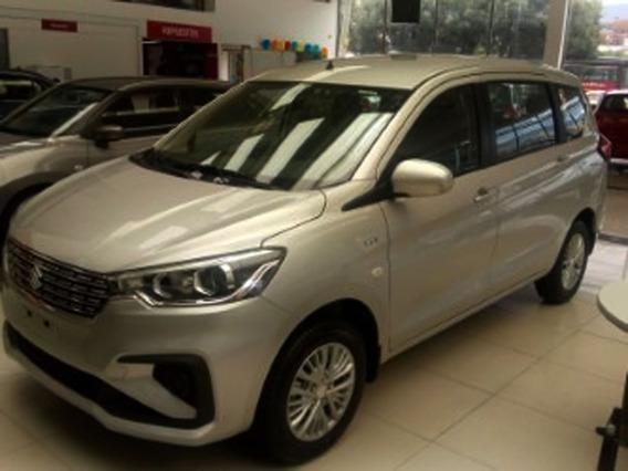 Suzuki New Ertiga Gl Mecánica 7 Puestos Modelo 2020