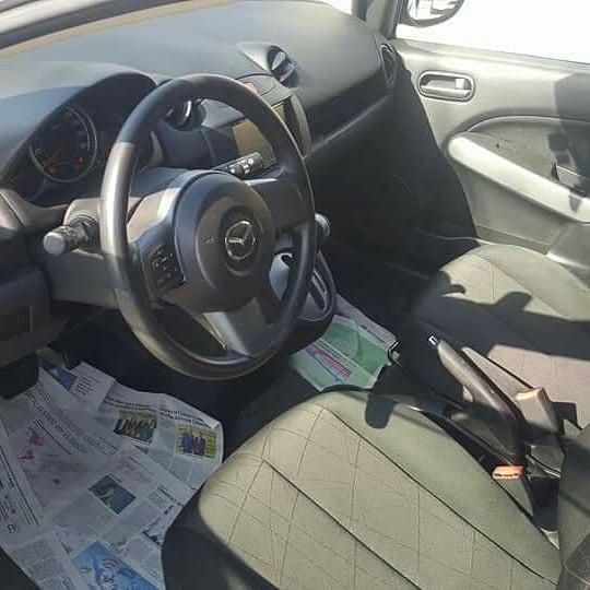 Mazda Demio Con 110mil Extranjeros Aplican No Importa El Cré