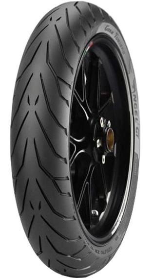 Pneu Yamaha Tdm 900 120/70r18 Zr 59w Tl Angel Gt Pirelli