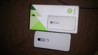 Moto X Play 4g Dual -chip 32gb - Branco (defeito)