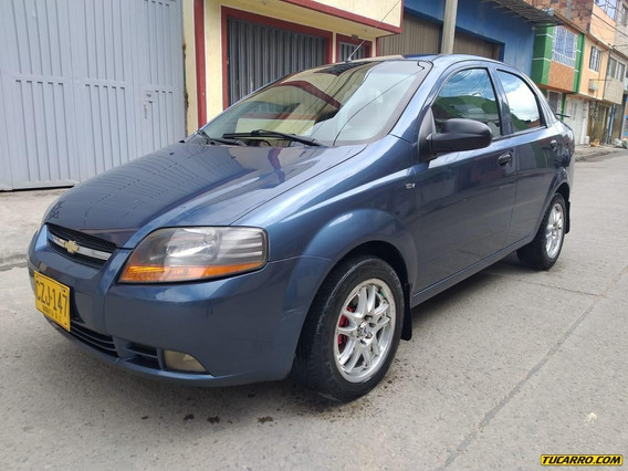 Chevrolet Aveo 1600 Aa Abs Ab Fe